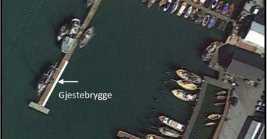 Guest Pier / Gasthafen